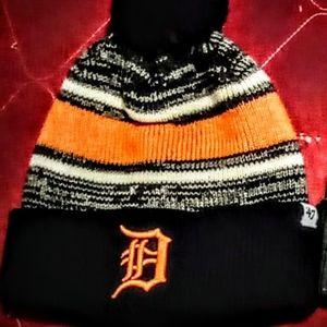 Detroit Tigers Beanie